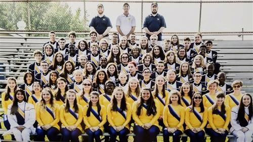 Preparing for the upcoming marching band season, Colonia High School marching patriots is ready for a successful season.