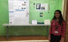 Sharmi's Science success
