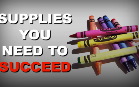School supplies you need to succeed