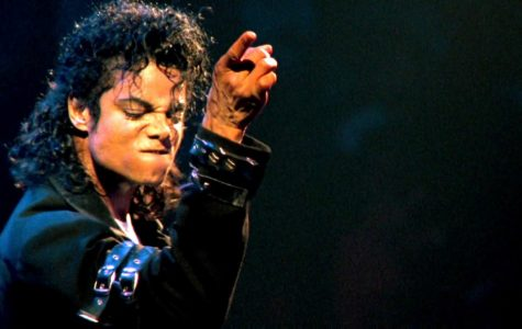 Michael Jackson started his six week run at No. 1 in the US