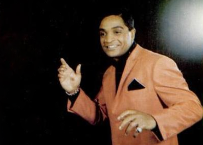 Jackie Wilson collapsed while performing Lonely Teardrops