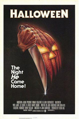 October 25, 1978- Halloween movie released