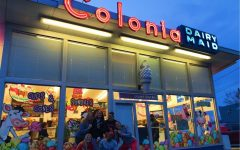 Colonia Dairy Maid's line worthy flavors