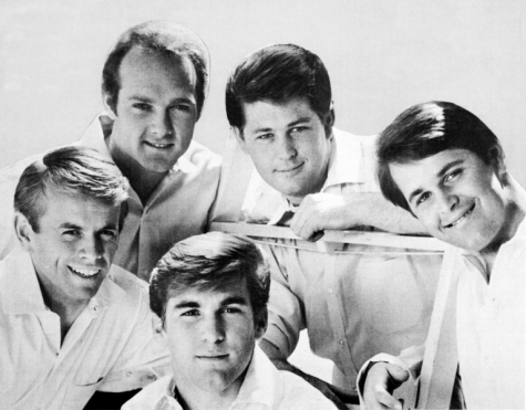 The Beach Boys Good Vibrations makes it debut