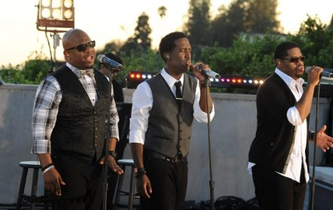 Boyz II Men go NO. 1 on the U.K. singles chart