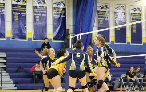 "Colonia ""kills"" J.P Stevens at senior night"