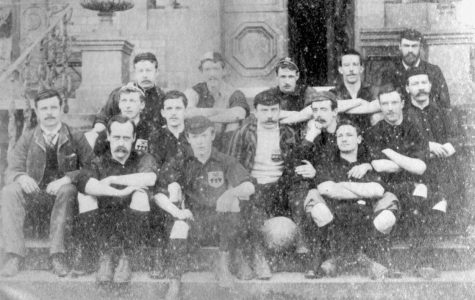 October 24, 1857- World's first soccer club is founded