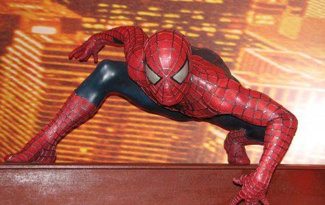 Behind the scene of Spider-man (2002)