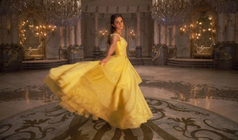 Behind the scene of Beauty and the Beast
