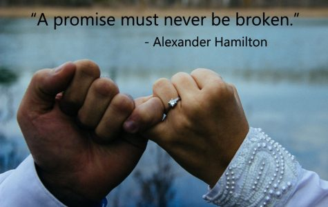 """A promise must never be broken."""