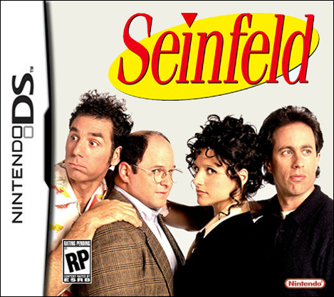 Behind the scene of Seinfeld