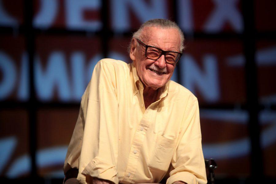 Stan+Lee+died+yesterday+age+95+of+pneumonia.