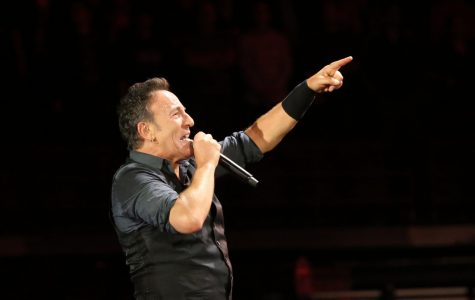 Bruce Springsteen scores his first US number one album