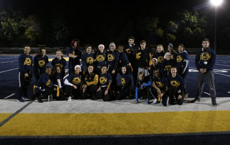 CHS falls to Woodbridge for the annual Powder Puff game