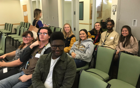 NJ teen journalists attend GSSPA Fall Conference 2018 at Rutgers
