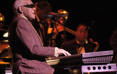Ray Charles goes number one on the US singles chart