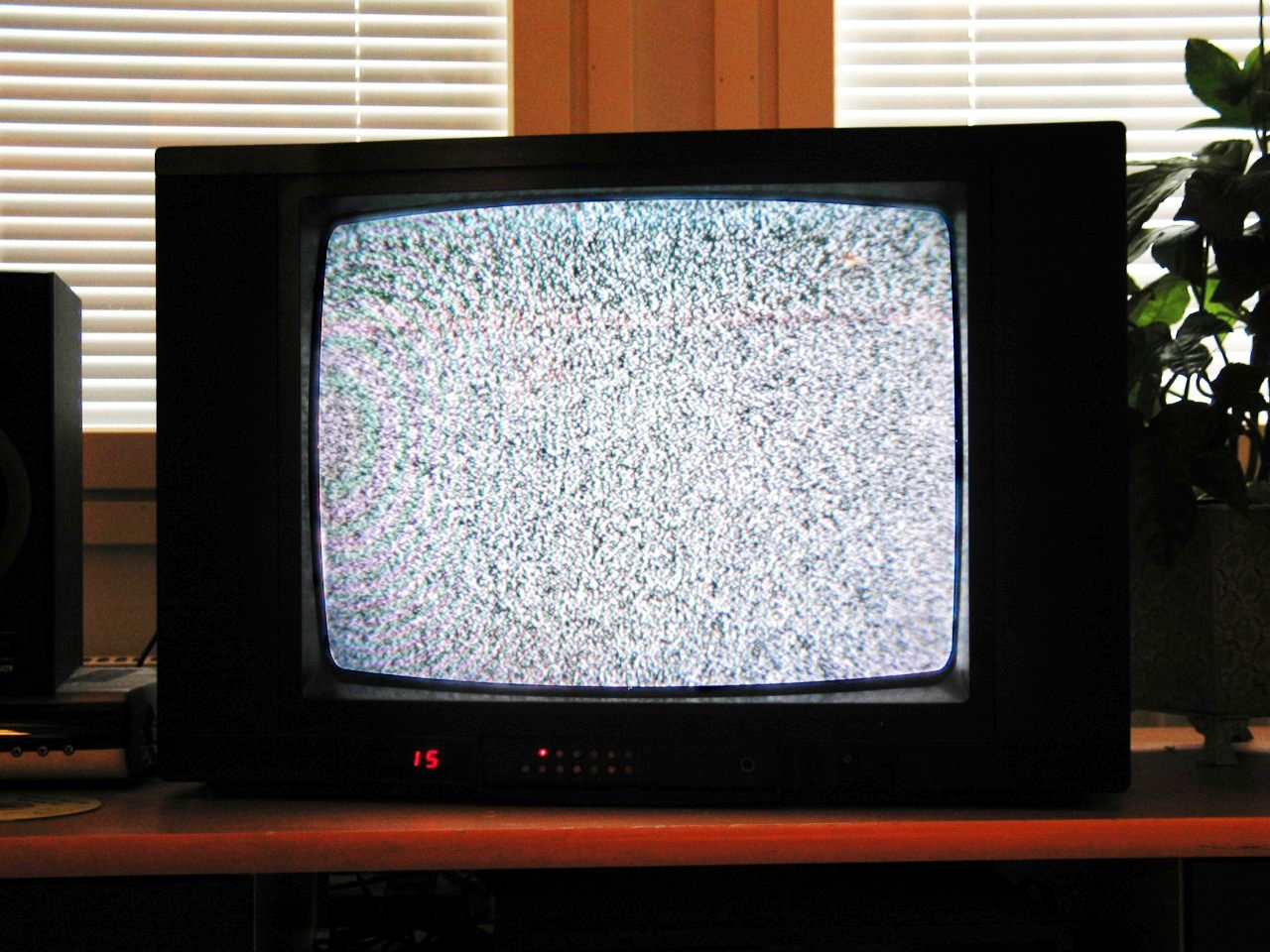 Color TV first came into households in the mid-1960's.