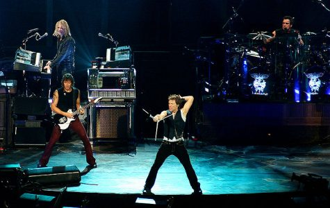 Bon Jovi started two week run at No. 1