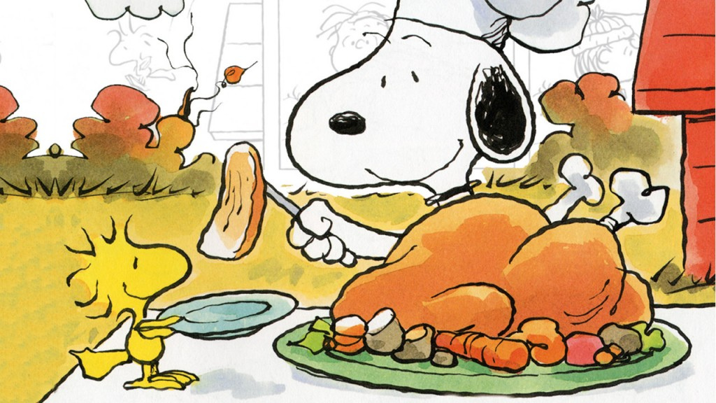 Last year, A Charlie Brown Thanksgiving had 7.4 million viewers.