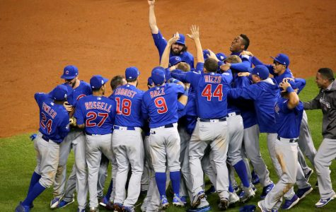 November 2, 2016- Cubs first World Series in 108 years