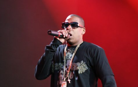 Jay-Z goes number one on the US album chart