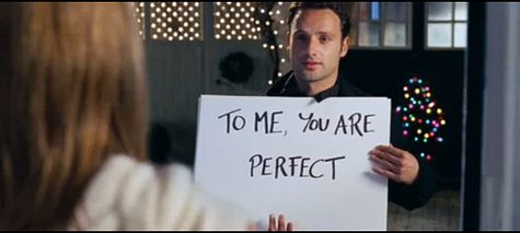 Behind the scene of Love Actually