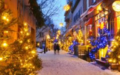 The most festive places to visit for this Holiday Season