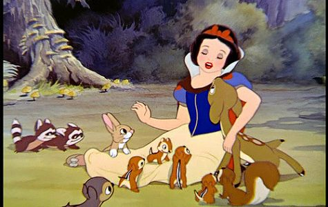 Behind the scene of Snow White