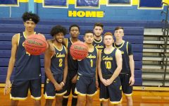 Colonia Boys' Basketball starts the season off strong