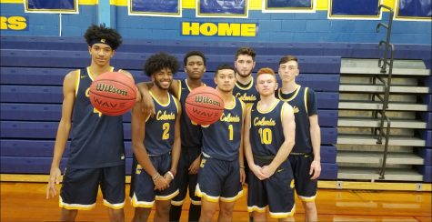 Valeriano reaches 1,000 points as Colonia defeats Cranford