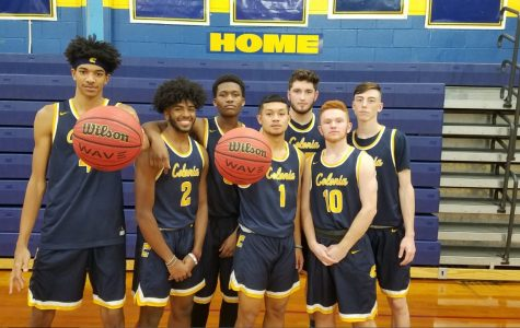 Colonia Boys' Basketball starts the season off strong