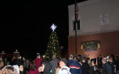 Avenel hosts its first Christmas tree lighting