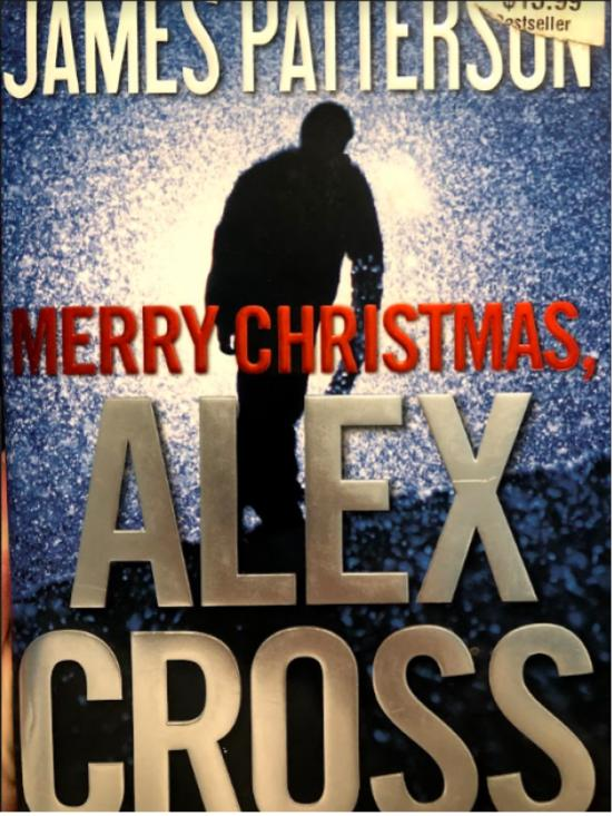 A Not-So-Merry Christmas, Alex Cross
