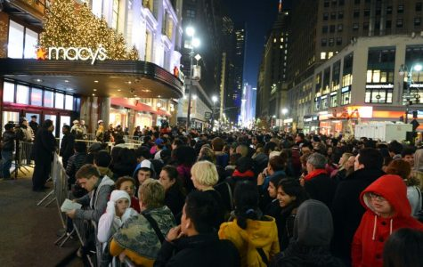 Black Friday online shopping dominates