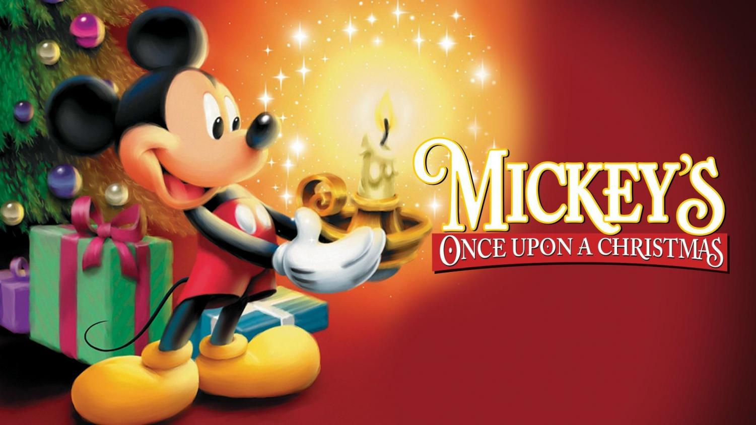 Watch Mickey and his friends with your family to spread holiday cheer.