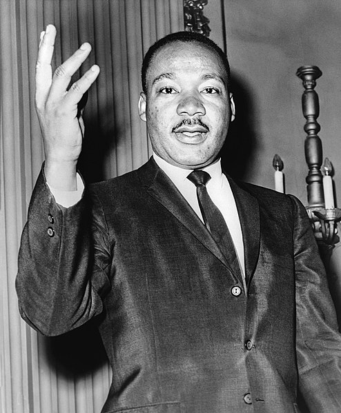 Martin Luther King J. is one of the most important men in America's historu