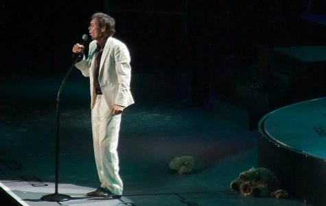 Cliff Richards goes number one the U.K. singles chart
