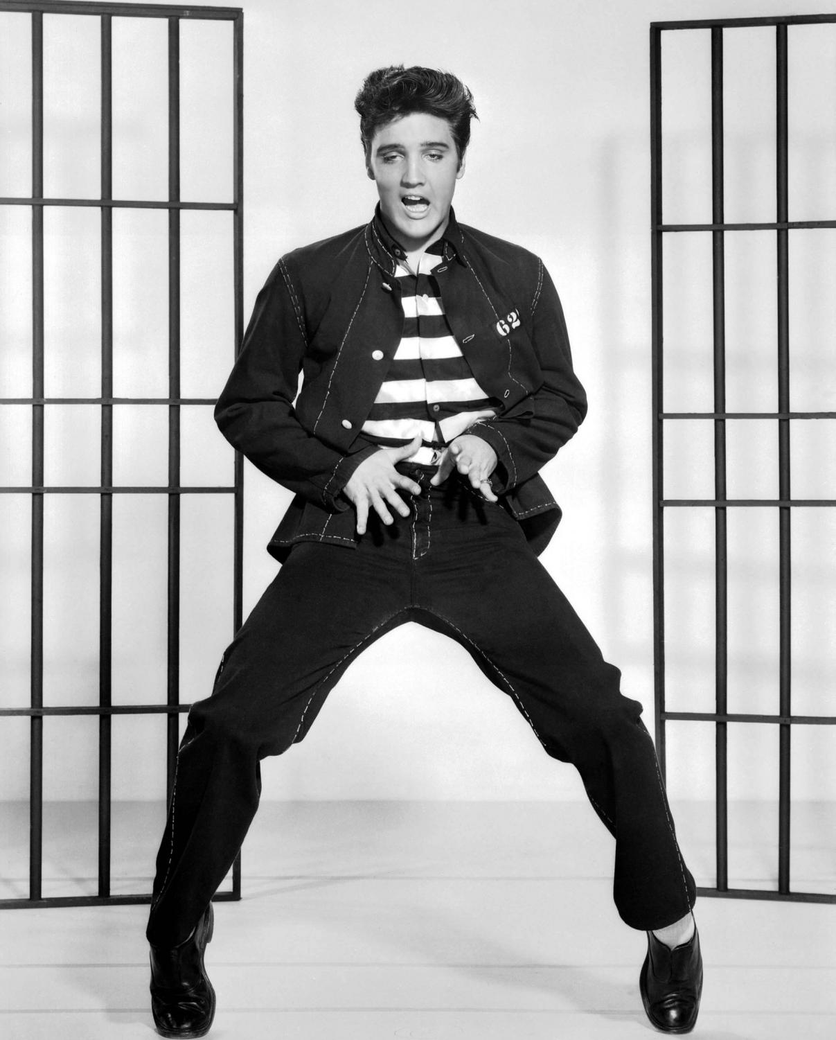 Elvis Presley is clearly the king of rock and roll!