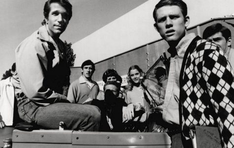 Behind the scenes of Happy Days