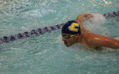 Swimming Patriots' Senior Night wraps up the regular season