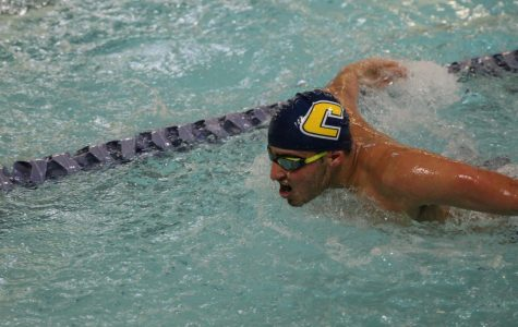 Swimming Patriots' Senior Night wraps up the regular season