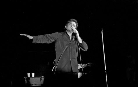Johnny Cash's Ring of Fire album makes history