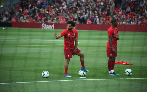 January 4, 2018- Mohamed Salah wins the African Football Player of the Year award