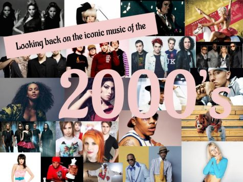 Looking back at the iconic music of the 2000's