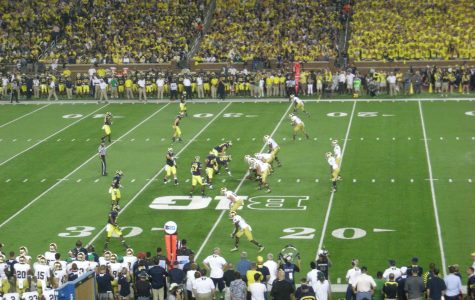 January 7, 2013- Notre Dame loses big in BCS Championship game