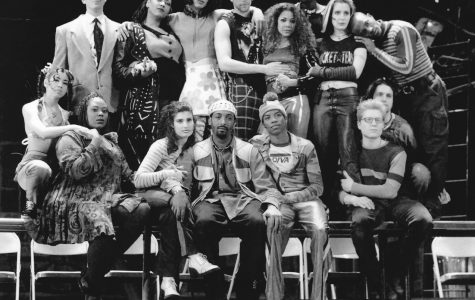 The creator of RENT, Jonathan Larson, died hours before it's Broadway debut.