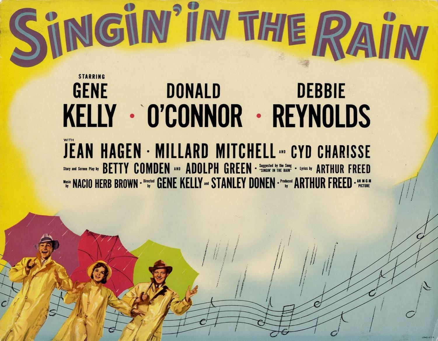 Because of this movie, Debbie Reynolds, only 19 at the time rose to stardom.