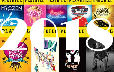 There was over 30 different musicals debuted in 2018.