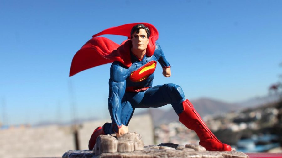 Superman is one of the most iconic DC heroes of all time!