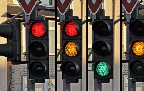 The average person spends 6 months of their life waiting for a red light to turn green.